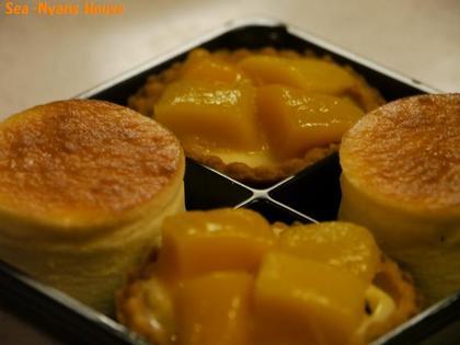 プチフール デュ マンゴー&チーズ.jpg