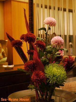 店内の生け花.jpg